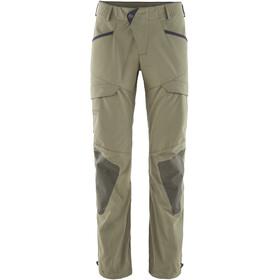 Klättermusen Misty 2.0 Spodnie Mężczyźni, beżowy